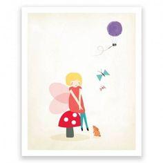 Print for nursery