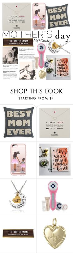 """""""Mothers Day Special"""" by ashstylist101 ❤ liked on Polyvore featuring Alexandra Ferguson, Dogeared, Casetify, Clarisonic, Tiffany & Co. and mothersdaygiftguide"""