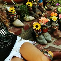 ⋘ THESE PERFECT FESTIVAL BOOTS ⋙