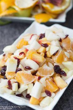 Duru Mutfak - Pratik Resimli Yemek Tarifleri: Meyve Salatası