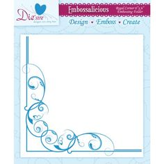 "$7.26 & Free Shipping @ Amazon Crafter's Companion Embossing Folder 6""x6""-regal Corner Crafter's Companion http://www.amazon.com/dp/B009ZGXS2M/ref=cm_sw_r_pi_dp_niRFub0B3ZF5B"