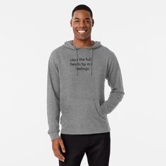 'Sorry I'm Late I Didn't Want To Come T-Shirt, Ladies Unisex Crewneck Shirt, Funny Slogan, Short & Long Sleeve T-shirt' Lightweight Hoodie by vcent Sweat Shirt, T Shirt Fun, Neck T Shirt, Graphic T Shirts, Graphic Sweatshirt, Crazy Girls, Hoodie Outfit, Hoodie Dress, Hoodie Jacket