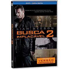 DVD Busca Implacável 2 (DVD + Cópia Digital)