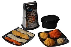 The brand new SuperEze Cheese & Vegetable Grater & Slicer. Cheese Grater, Grated Cheese, Canning, Fruit, Vegetables, Gadgets, Collections, Google, Kitchen