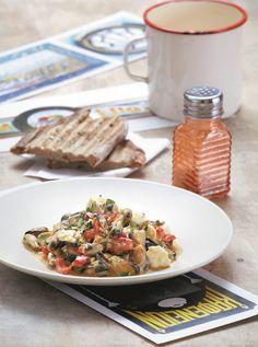 Ιωάννα Σταμούλου, Author at www.olivemagazine.gr Greek Appetizers, Salad Bar, Greek Recipes, Meals For The Week, Seafood Recipes, Food And Drink, Yummy Food, Bread, Fish