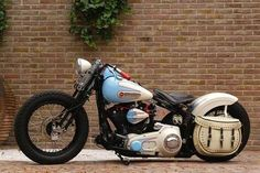 old-hopes-and-boots: Softail built by Danny Franssen fifteen or...