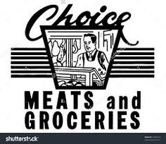 Image result for FREE DOWNLOADABLE MEATS AND GROCERY SHOP CLIP ARTS