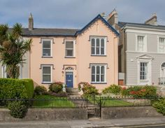A choice of four properties currently on the market in the seaside town, Dun Laoghaire. Seaside Towns, Property Listing, Dublin, Period, Home And Garden, Homes, Interiors, Marketing, Mansions