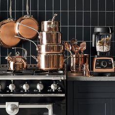 Vitamix Pro 750 Heritage Blender, Copper #williamssonoma