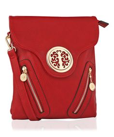 Look what I found on #zulily! Red Crossbody Bag #zulilyfinds