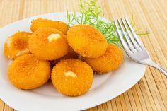Home - Domaci Recept Serbian Recipes, Italian Recipes, Serbian Food, Potato Croquettes, Cheese Pancakes, Kolaci I Torte, Mexican Cheese, Artisan Cheese, Salty Snacks