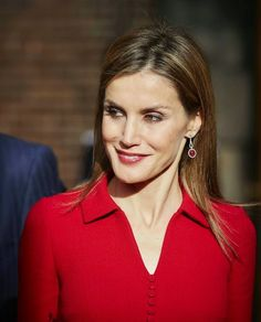 King Felipe  and Queen Letizia went to the Netherlands to introduce themselves as the new rulers of the Spain