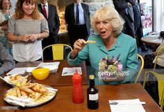 Prince Of Wales & Duchess Of Cornwall's Annual Summer Visit To Wales   July 5, 2016