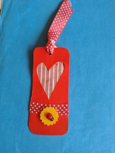 soraya's laboratory SCRAPBOOKING BOOKMARK