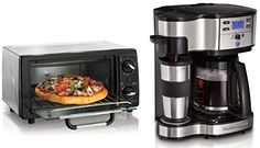 Special Offers - Hamilton Beach 6 Slice Toaster Oven & 12 Cup Digital Coffee Maker Kitchen Bundle - In stock & Free Shipping. You can save more money! Check It (June 23 2016 at 06:49PM) >> http://coffeemachineusa.net/hamilton-beach-6-slice-toaster-oven-12-cup-digital-coffee-maker-kitchen-bundle/