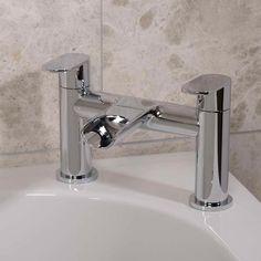 Cirque Waterfall Bath Filler | Waterfall Bathroom Taps | Better Bathrooms