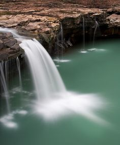 Waterfall near Ben Hur, Arkansas in the Ozark National Forest Oh The Places You'll Go, Places To Travel, Places To Visit, Vacation Destinations, Vacation Spots, Beautiful World, Beautiful Places, Amazing Places, Arkansas Vacations