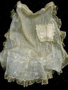Vintage Edwardian apron