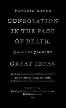 Samuel Johnson - Consolation in the Face of Death
