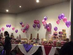 Sweetest buffet ever