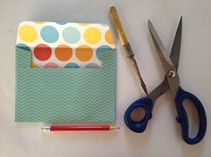 of Beauty and Love envelope DIY