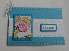 Kortti #19 / Greeting card by Miss Piggy