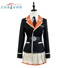 >> Click to Buy << Song Of Time Project Gloria Vella Uniform Cosplay Costume #Affiliate