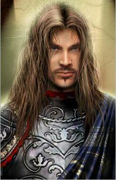 Nalen Marliir - paladin of Kelemvor, nobleman from Arabel.