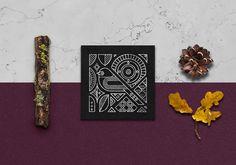 Minimal yet complex geometric pattern with Bird motif. Tribal Art, Geometric Art, India Art, Birds 2, Bottle Painting, Art Deco Design, Mandala Art, Art Inspo, Line Art