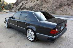 Mercedes-Benz 1992 Model W124 500E/E500 Sport Sedan