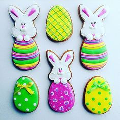 Кому ярких красок на праздник? #праздничныйнабор #прянички #пряникпраска #еggs #bunny #rabbit #rabbits #mimishka_sweets #пряничк #прянички #пасха Easter Biscuits, Cookie Company, Easter Cookies, Easter Decor, New Hobbies, Decorated Cookies, Cookie Bars, Cake Cookies, Happy Easter