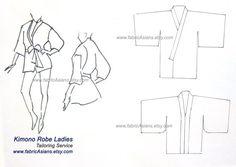Cherry Blossom Fabric. Silk Cotton Kimono fabric