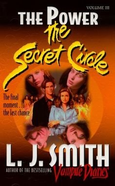 The Power (The Secret Circle, Book 3) by L. J. Smith. $0.01. Publisher: HarperTeen; Third Printing edition (November 15, 1992). Author: L. J. Smith