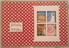 From the Herd .... Stampin Up occasions catalogue.