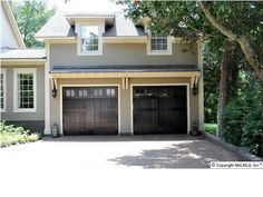 Garage Awning Like The Awning Over Garage Garage Doors Metal Awning Over Garage Door Carriage House Garage, Garage House, House Front, Garage Roof, Front Porch, Garage Remodel, Exterior Remodel, Garage Design, Door Design