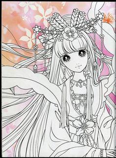 Princess Coloring Book 3 - Mama Mia - Álbuns da web do Picasa