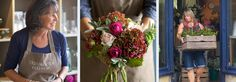 Trained by the Paula Pryke School and with 30 years experience | Ted Martin Flowers