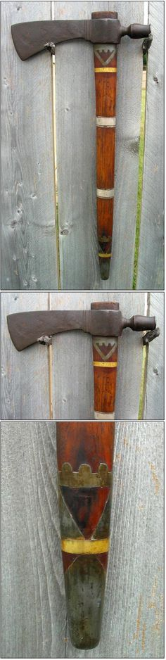 Handmade Pipe Tomahawks and other Indian Tomahawks and Axes