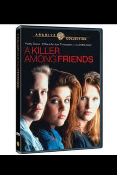 """A Killer Among Friends"", Lifetime Movie based on a true story with Tiffany Amber Theissen. So sad;("