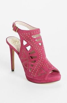 5c1d49eb9469e Vince Camuto  Cassi  Sandal available at  Nordstrom I have these in blue.