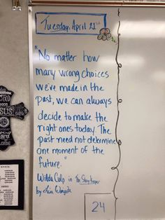 The quote of the day in Cathryn Campbell's classroom is from The Story Keeper. What a nice surprise on an ordinary Tuesday! Got Quotes, Bestselling Author, Quote Of The Day, Wise Words, Tuesday, Novels, Lisa, Classroom, In This Moment