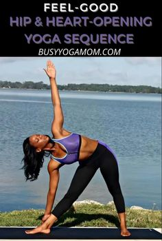 Start your day with self-love by doing this hip & heart-opening all-levels yoga flow. Daily Stretches, Morning Yoga Sequences, Hip Opening Yoga, Yoga Mom, Relaxing Yoga, Beginner Yoga, Yoga For Flexibility, Yoga At Home, Yoga Workouts
