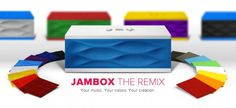 Customize your very own Jambox.