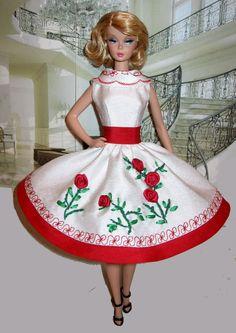 """Juli Lynne Charlot"" inspried rose Dress"