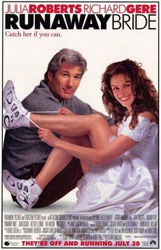 Runaway Bride 11x17 Movie Poster (1999)