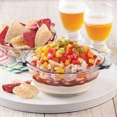 Trempette aux crevettes de Matane - Recettes - Cuisine et nutrition - Pratico Pratique