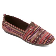 Women's Mad Love Lydia Canvas Slip On Shoes - M