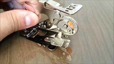 Usando o calcador de fazer pregas e franzir em sua máquina de costura