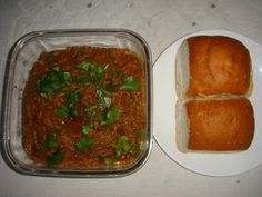 Pav Bhaji Pav Bhaji, Eating Vegetables, Vegetarian, Diet, Snacks, Fruit, Healthy, Ethnic Recipes, Food
