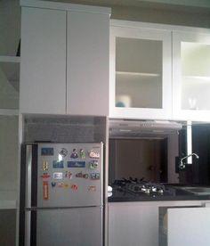 rustic kitchen design ideas small kitchen design ideas kitchen backsplash glass tile design ideas #Kitchen